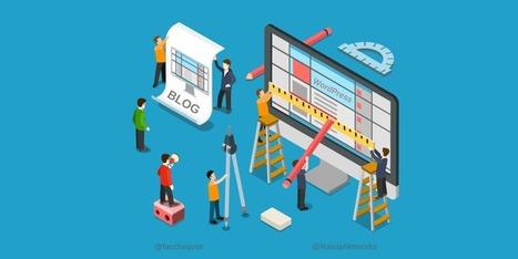 ¿Cómo crear un blog con WordPress paso a paso? (Más 15 Videotutoriales) | desdeelpasillo | Scoop.it