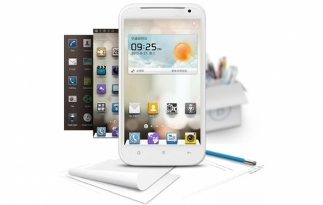 Huawei Ascend Mate Specifications | Specifications of Smartphones | Scoop.it