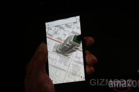 Amazon new Fire Phone's Dynamic Perspective: A 3D Effect That Follows Your Face | 4D Pipeline - trends & breaking news in Visualization, Virtual Reality, Augmented Reality, 3D, Mobile, and CAD. | Scoop.it