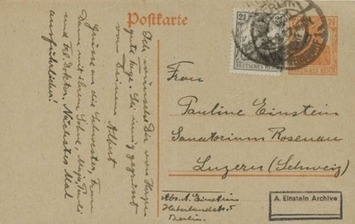 Albert Einstein archive now online, bringing 80000+ documents to the fore | Antiques & Vintage Collectibles | Scoop.it