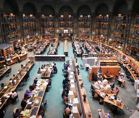 La BnF allie sociologie et big data pour cerner ses gallicanautes | Bibliothèques et web social | Scoop.it