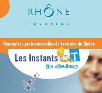 Instants T du tourisme : Rhône Tourisme donne rendez-vous aux pros de la région ! | Astuces numériques des pros du tourisme du Rhône | Scoop.it