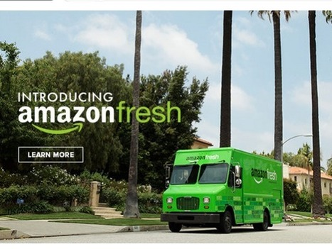 Does Amazon Ever Really Plan to Charge $299 a Year for Its Fresh Grocery ... - Re/code | Ecommerce logistics and start-ups | Scoop.it