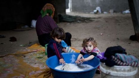 Gaza faces deepening water crisis | Water Around the Globe | Scoop.it