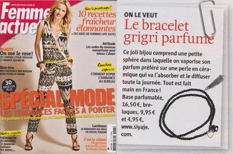 Femme Actuelle - Spécial Mode Mars 14   Beauty Push, bureau de presse   Scoop.it
