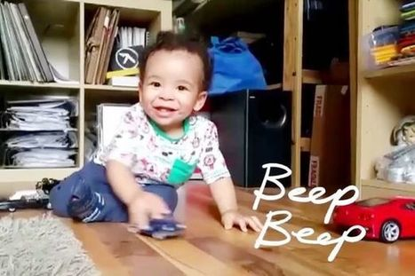 First ever song created that makes your baby happy – and stops those tears | ZenStorming - Design Raining Innovation | Scoop.it