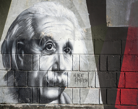 7 Albert Einstein Quotes and What They Mean For CMOs   Customer Experience for FinServ   Scoop.it