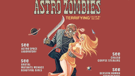 Top 10 Greatest Space Zombies Of All Time! | Strange days indeed... | Scoop.it