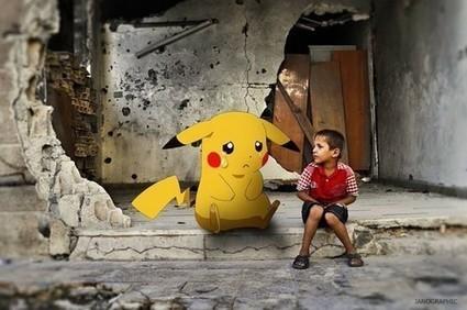 Bambini siriani: salvate noi, non i Pokemon | Il mondo che vorrei | Scoop.it