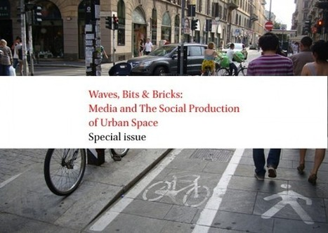 """""""Owning the city: New media and citizen engagement in urban design"""" – First Monday article 