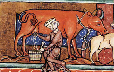 Medieval Women | Middle Ages Project | Scoop.it