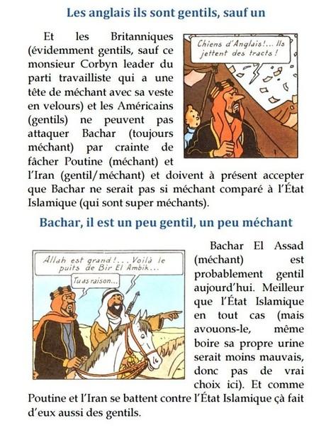 """""""Bachar El Salad pour les nuls"""" (Edition)   Géopoli   Scoop.it"""