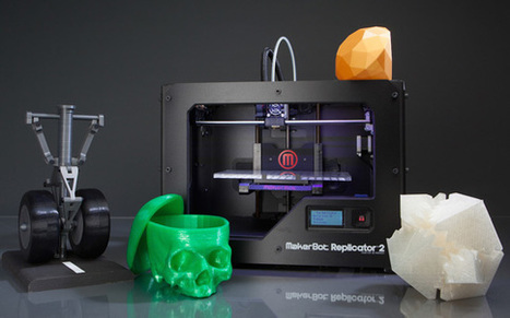 The Most Creative Applications of 3D Printing - OpenMind | Wearable Technologies | Scoop.it