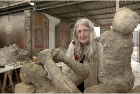 Cambridge's Mary Beard goes face to face with victims of Pompeii for new BBC documentary   Ancient History   Scoop.it