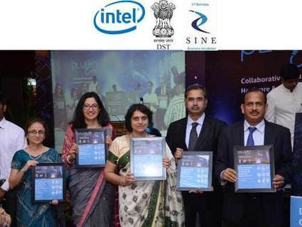DST, Intel and SINEIIT Bombay team up to launch Startup Program | Santosh kumar seo | Scoop.it