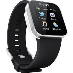 Future gadgets: Sony SmartWatch | Gadget Shopper and Consumer Report | Scoop.it