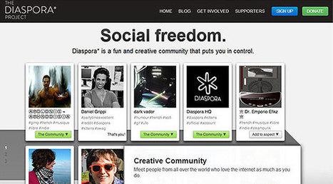 Alternative social networking sites | Social media research | Scoop.it