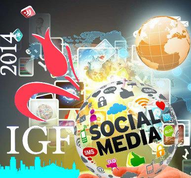 IGF 2014 Social Media | Official Accounts | #IGF2014 Reflections | Scoop.it