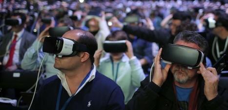 MWC: Samsung et Facebook veulent démocratiser la réalité virtuelle | Communiquons ! | Scoop.it