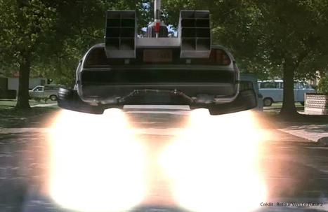 Les voitures volantes devraient devenir une réalité d'ici 5 ans | Vous avez dit Innovation ? | Scoop.it