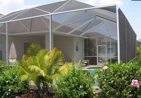 screen porch enclosures clearwater | Tampa screen Room Contractors | Scoop.it