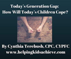 Today's Generation Gap: How Will Today's Children Cope? | Woodbury Reports Review of News and Opinion Relating To Struggling Teens | Scoop.it