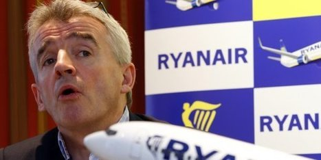 Les conseils décapants du patron de Ryanair pour sauver Air France | Médias sociaux et tourisme | Scoop.it