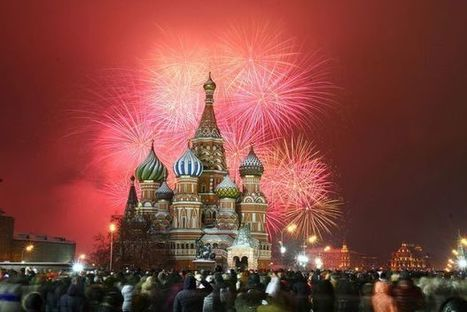 Best Places to Watch New Years Eve 2016 And Fireworks In Moscow (Russia) - happynewyear2016-images | wordpress | Scoop.it