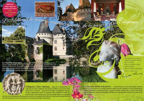 Château de l'Islette, à Azay-le-Rideau. Coup de cœur en Val de Loire | Châteaux de la Loire et Jardins de France | Scoop.it