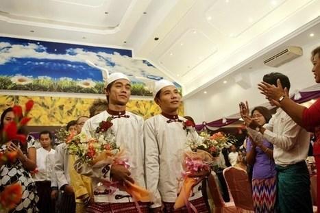 premier mariage gay en birmanie | Ouverture sur le monde | Scoop.it