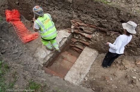 Fin des fouilles pour l'aqueduc toulousain au Mirail - Carré d'Info | Archéologie - Egyptologie | Scoop.it