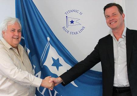 Tillberg to Provide Design Services for Interior of Titanic II   titanic   Scoop.it