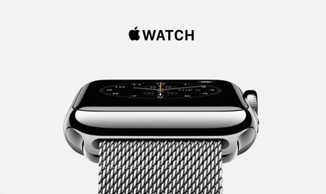 Get the Best Out of Your Apple Watch! | iOS  App Development | Scoop.it