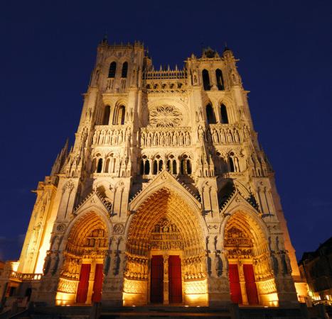 La catedral de Amiens | Fuera de las Catacumbas... | Scoop.it
