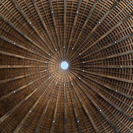 Bamboo fibre is STRONGER and cheaper than steel says ETH professor Dirk Hebel | The Architecture of the City | Scoop.it
