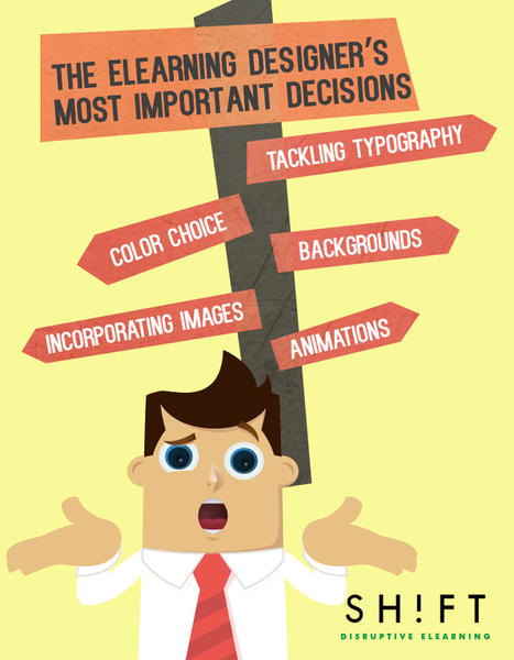 The eLearning Designer's Most Important Decisions | eLearning Design | Scoop.it