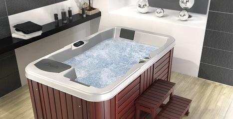 Une pièce dédiée pour votre spa intérieur | Espace Aubade | Scoop.it