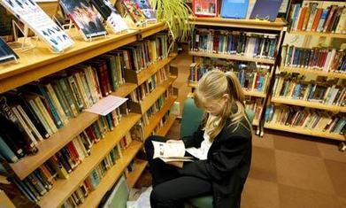 School libraries: using data to boost student literacy | Student Learning through School Libraries | Scoop.it