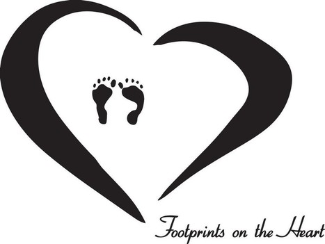 Removeable Vinyl Graphics For Your Home, Office, and Car | Footprints on the Heart Cute Wall Quote Decal - Girl's Room - PICK A ROOM Decorate Your Life! | Social | Scoop.it