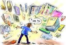"""""""Infoxicación"""" y la problemática asociada a la gestión de la sobreabundancia de información que ofrece Internet.   Docente Innov@dora MMCC   Informacioninvisible   Scoop.it"""