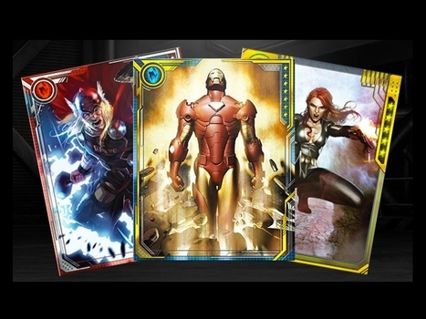 App of the Day: Marvel War of Heroes - Side Mission (blog) | PC, Console and Mobile Gaming | Scoop.it