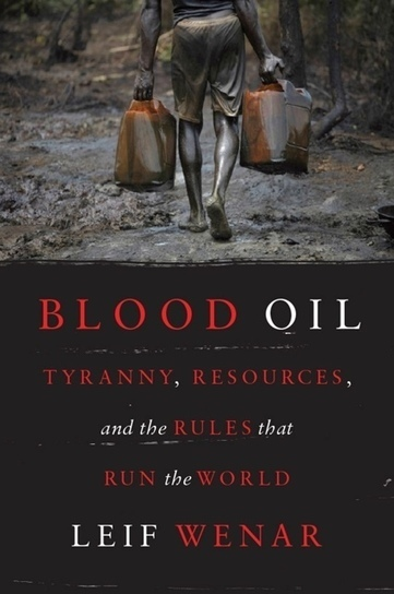 Blood oil, Poetics and Politics of Data, Ghost Army of World War II and other book reviews - we make money not art   Outbreaks of Futurity   Scoop.it