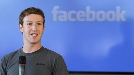 Mr. FaceBook a Roma: 'Sono molto ottimista sul futuro dell'Italia' | Notizie Ottimiste | Scoop.it