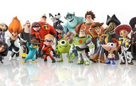 Disney Infinity takes shape as a huge investment in transmedia (hands-on preview) | Transmedia: Storytelling for the Digital Age | Scoop.it