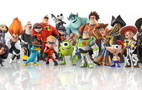 Disney Infinity takes shape as a huge investment in transmedia (hands-on preview) | immersive media | Scoop.it