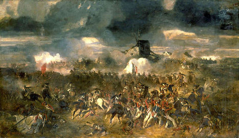 File:Andrieux - La bataille de Waterloo.jpg - Wikimedia Commons | projet cucu | Scoop.it