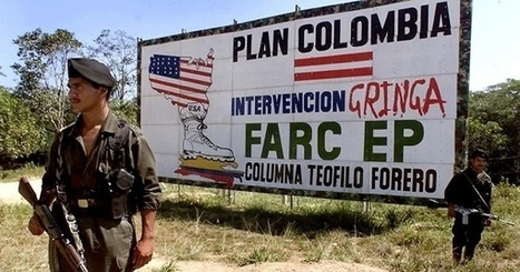 5 Key Facts About the Leftist FARC Who Survived CIA Attacks | Global politics | Scoop.it
