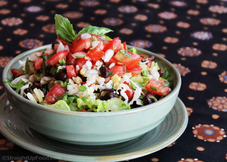 Burrito Bowl with Guacamole and Salsa | Healthy Whole Foods | Scoop.it