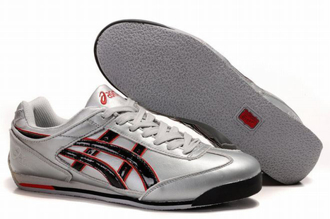 silver black asics mexico 66 mens running shoes | popular collection | Scoop.it