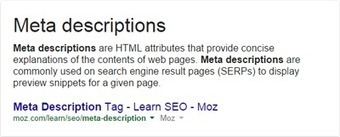 Lawyers Don't Need Meta Descriptions On Every Page | Everything Marketing You Can Think Of | Scoop.it